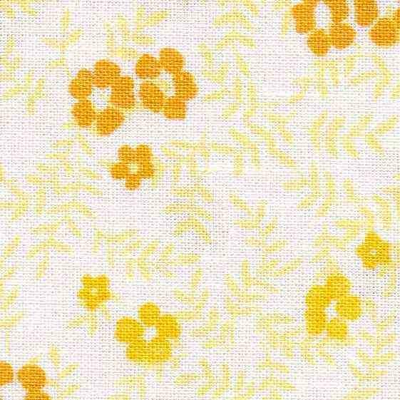 Fleurette jaune