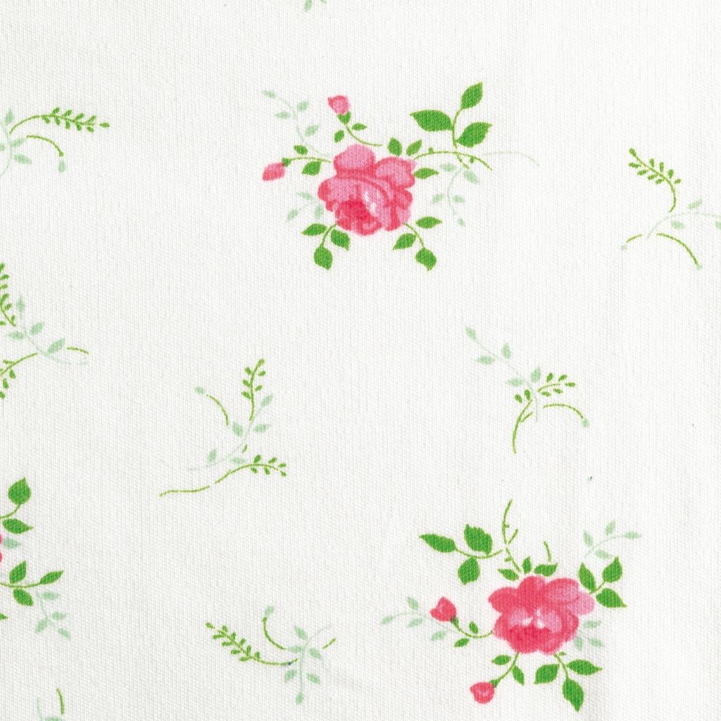 Coton fleuri blanc