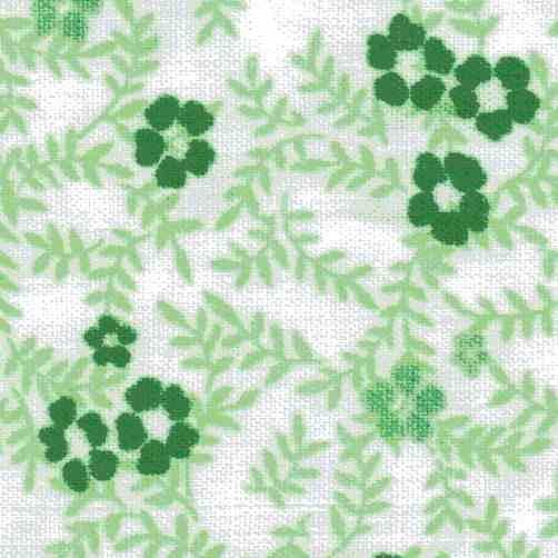 Fleurette vert