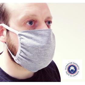 Masque en tissu UNS...