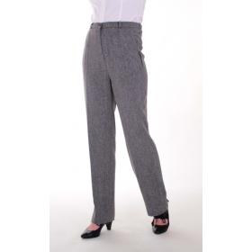 Pantalon ville classique gris
