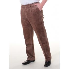 Pantalon velours classique